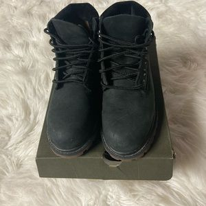 Great Condition Black on Gum unisex Timberlands❗️